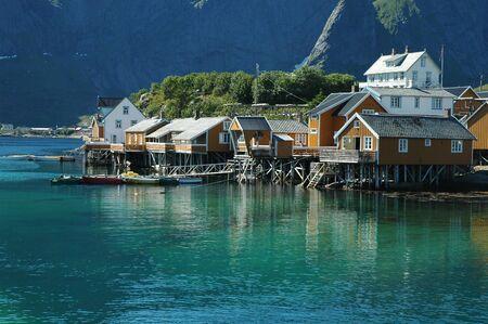 Norway fjord photo