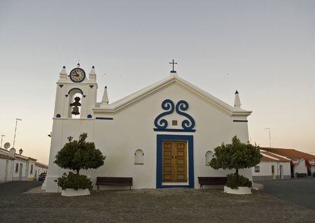 marcos: Church in S. Marcos da Atabueira