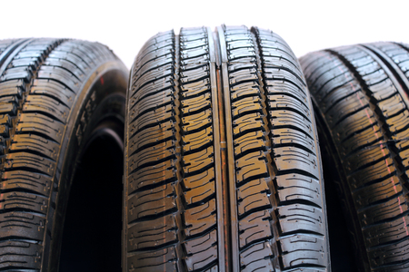 abreast: Set of tires