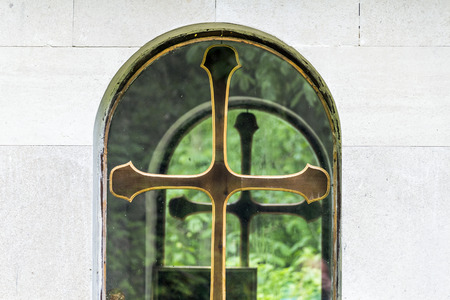 church window: single church window