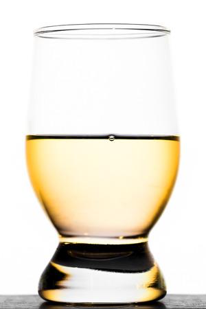 moonshine: A glass of moonshine