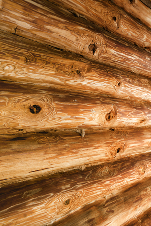 The log walls