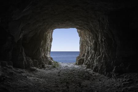 jaskinia: Wejście do jaskini
