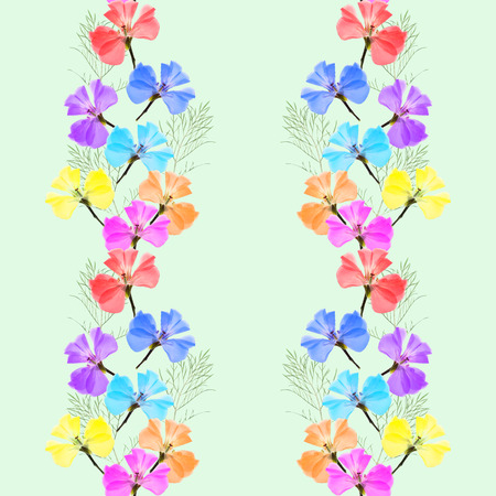 Géranium, pélargonium. Texture de fleurs Modèle sans couture pour la réplication continue. Fond floral, collage de photos pour la production de textile, tissu de coton. Pour une utilisation en papier peint, couvertures Banque d'images - 89089564
