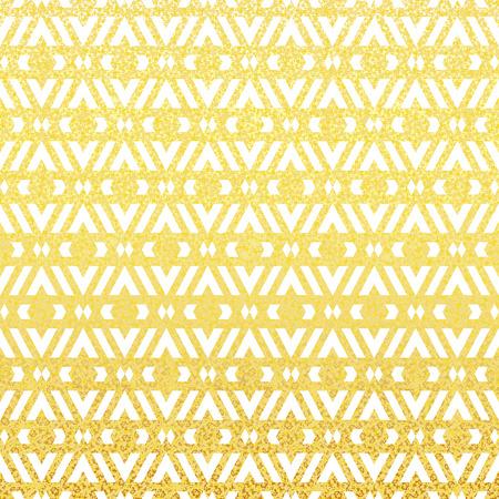 ゴールドキラキラシームレスパターン。モダンゴールドスタイリッシュな質感。