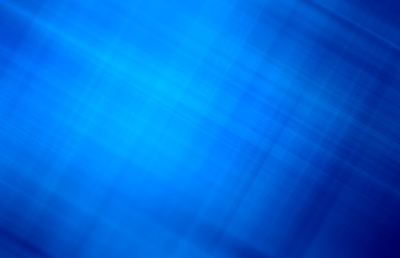Abstract blue background with blurred lines photo