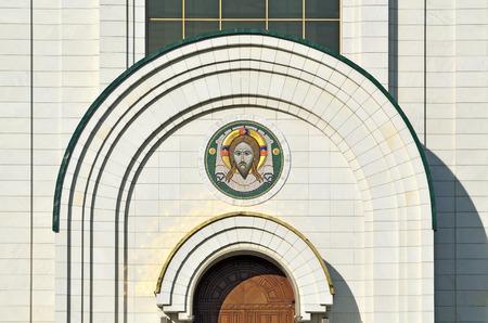 saviour: Cathedral of Christ the Saviour. Kaliningrad, Russia