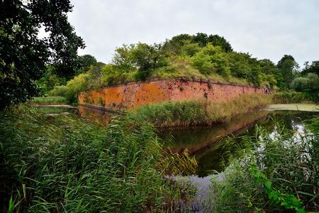 Fortress of Pillau. City Baltiysk, formerly Pillau, Kaliningrad region Russia Standard-Bild