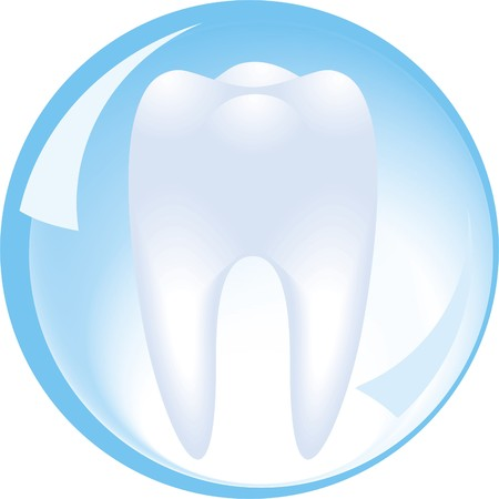 health concern:           tooth is protected by a glass sphere, dentistry