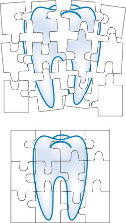 tooth puzzle