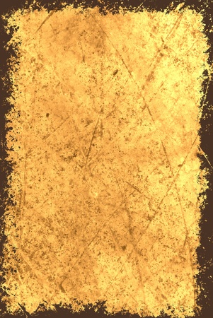 old paper, grunge background , parchment, papyrus, manuscript,