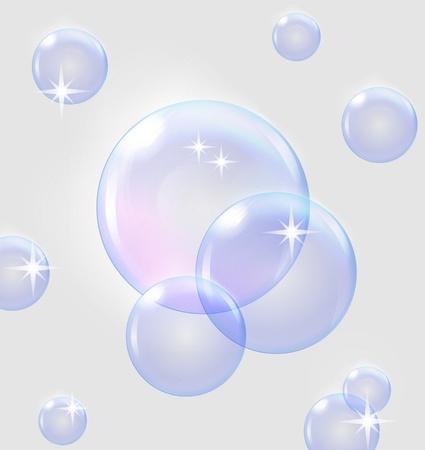 Le bolle di fondo, EPS10