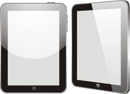 Vector concept tablet Vector