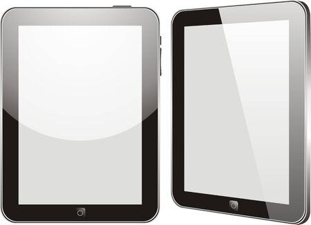 Vector concept tablet Vector
