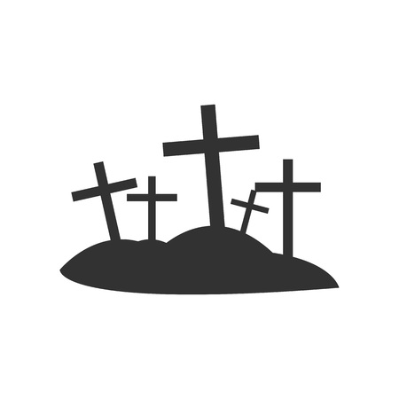 Holiday Halloween Theme Vector Graphic Illustration