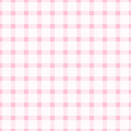 Classic checkered pattern.