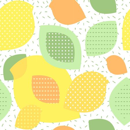 roundish: Birds and leaves seamless background.