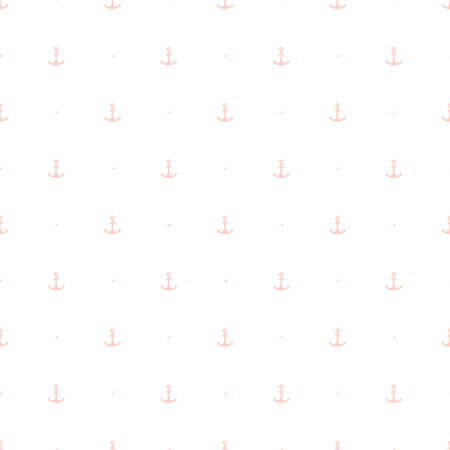 Cute minimalistic anchors seamless vector pattern in marine style Standard-Bild - 95208466