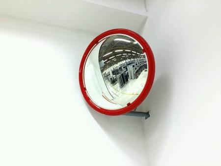mirror: Safety corner mirror