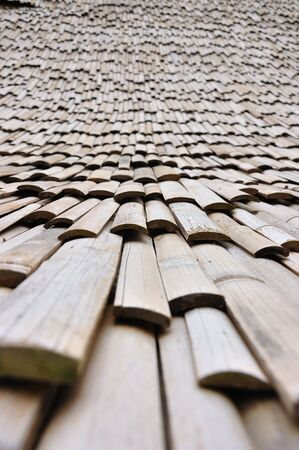 Roof Bamboo