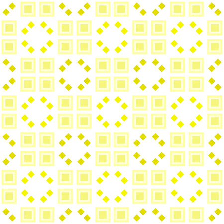 Simple pattern of squares, ideal for fashion and home textiles - seamless editable repeating vector background wallpaper