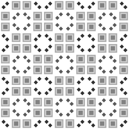 distinctive: Simple pattern of squares, ideal for fashion and home textiles - seamless editable repeating vector background wallpaper