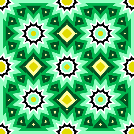 Pattern of random rough shapes, can be repeated  tiled - seamless editable vector background