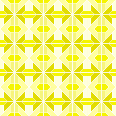 Modern geometric pattern in square layout - seamless editable repeating vector background wallpaper, can be tiled