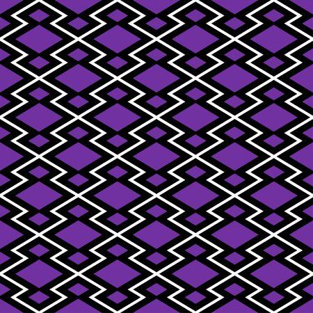 Traditional Japanese Matsukawa Bishi pattern tile - Pine cone shape vector
