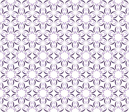 distinctive: Repeating swoosh pattern in hexagon layout - seamless editable repeating vector background wallpaper