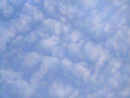 雲のテクスチャー 写真素材