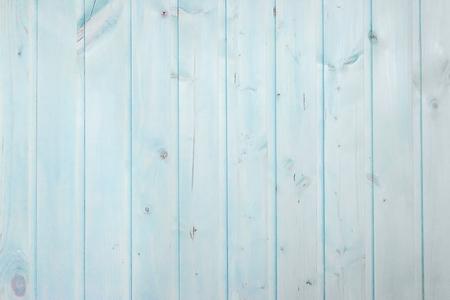 Blue mint light wooden wallpaper Stock Photo