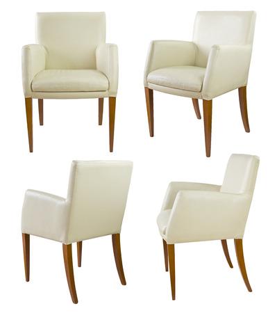 stoelen set, VOL 1, het knippen inbegrepen weg Stockfoto