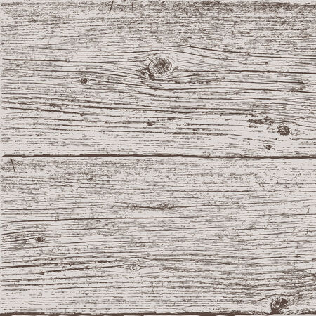 wood grain texture: Vector illustration of old wooden planks