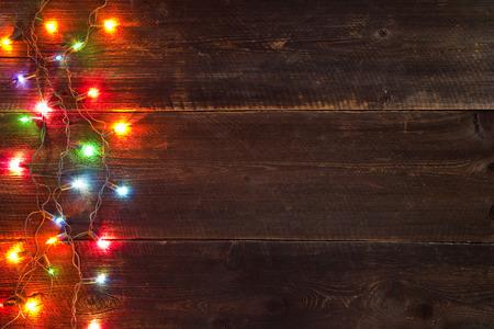 Kerstmis lichte achtergrond