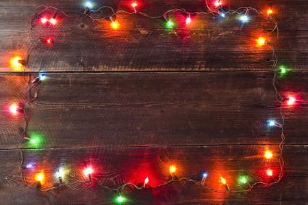 크리스마스 밝은 배경