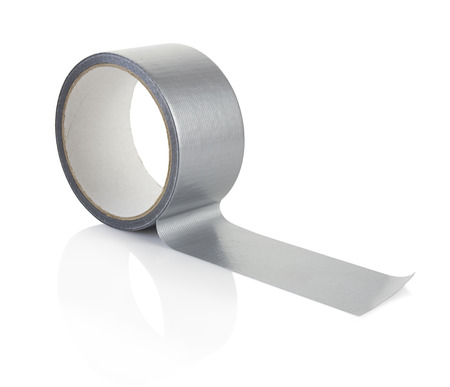 duct tape: tape with clipping path