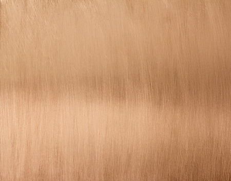 copper brushed metal texture