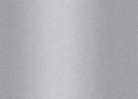 geborsteld metalen textuur achtergrond Stockfoto