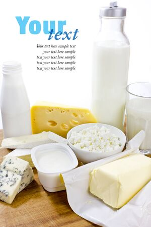 lacteos: productos lácteos