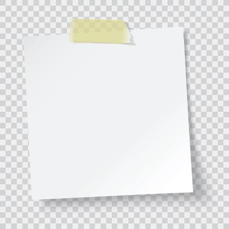 reminder: white paper reminder