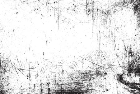 垃圾背景紋理。矢量模板。
