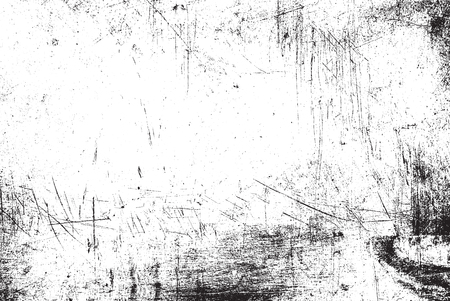 Grunge background texture. Vector template. Ilustrace