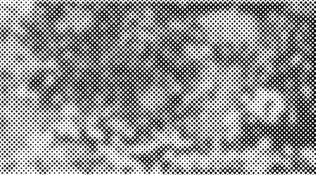 abstract grunge halftone raster vector background texture Illusztráció