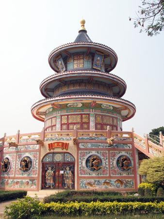 simulator: Tiantanpark Simulator in Thailand