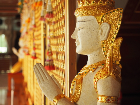 deity, deva, divinity, angel Thailand
