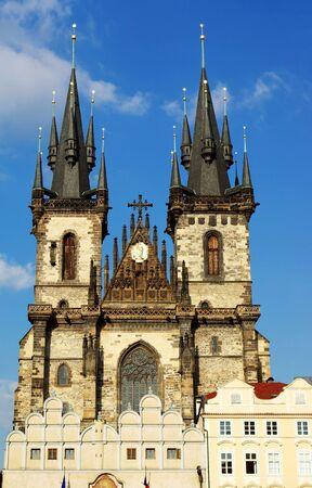 tyn: the Church of Our Lady before Tyn