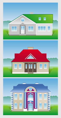 icon - new house Vector