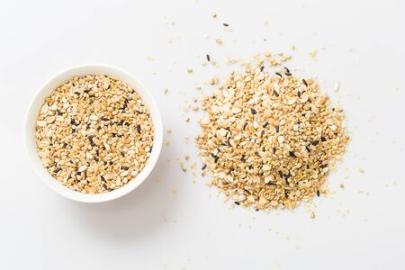 wheat kernel: whole grains