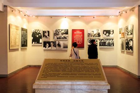 uprising: Bayi Nanchang uprising memorial hall